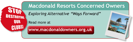 Macdonald resorts concerned owners